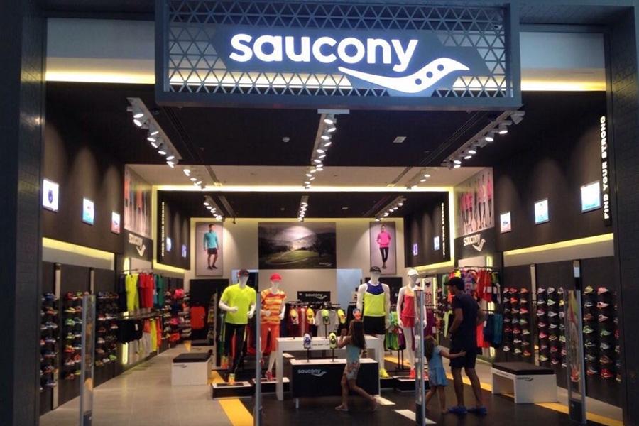 saucony store